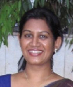 Deepthi Wickramasinghe, Ph.D.
